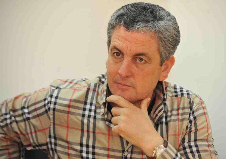 Enrico Luciani presidente Compagnia Portuale Civitavecchia