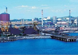 Polo industriale siderurgico Piombino