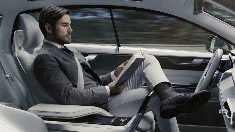 Guida automatica e smart road
