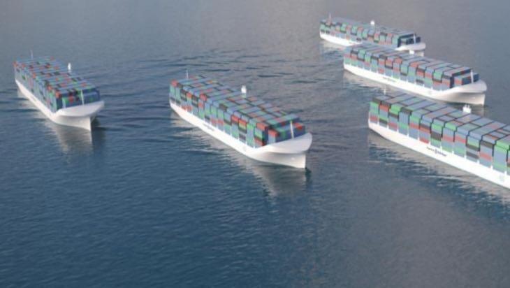 Navi autonome navi droni Propelle Club Venezia