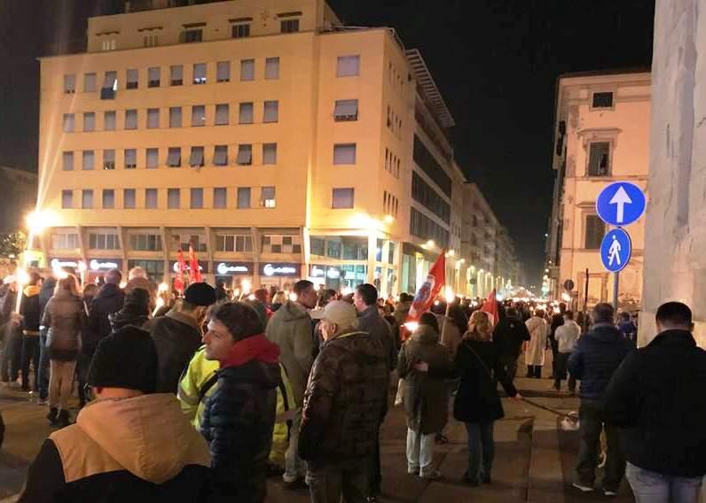 Porto Livorno esplosione