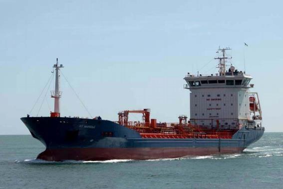 petrolier st marseille attacco pirati Guinea