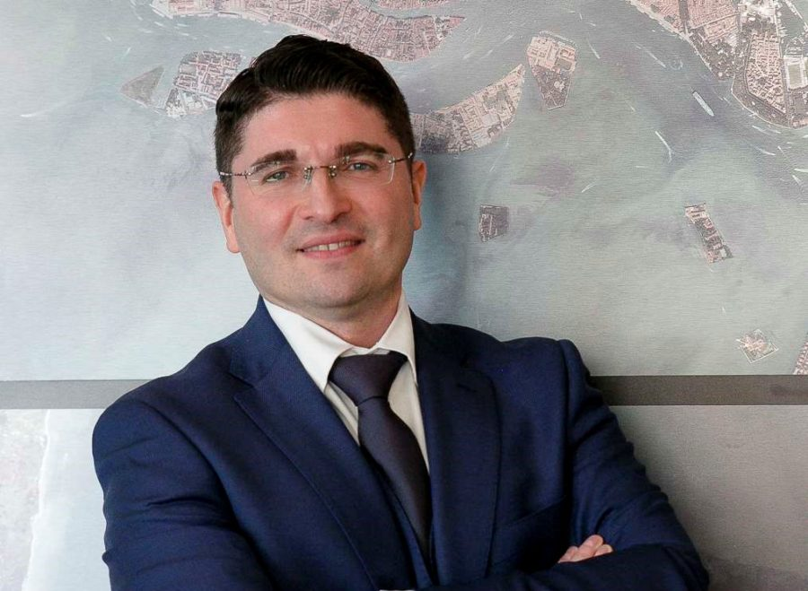 presidente Autorità di sistema portuale Venezia Pino Musolino