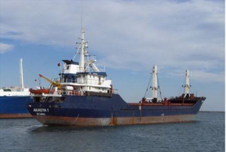 Carrette del Mare Alaska 1 Capitaneria porto Marina Carrara