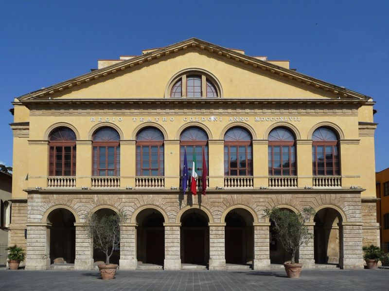 Espo 2019 Livorno Teatro Goldoni Livorno Vertice porti europei Toninelli ESPO