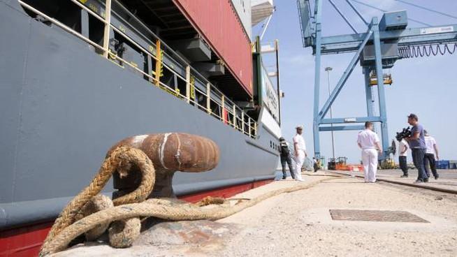 incontro Autorità portuale sindacati Incidente porto di Ancona Sicurezza sul lavoro