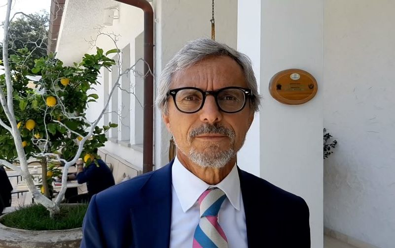 Stefano Messina MSC entra nel gruppo Messina