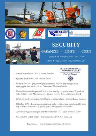 Security porto