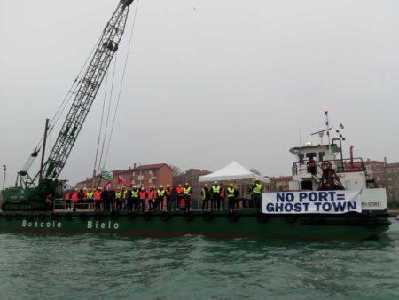 Venezia manifestazione