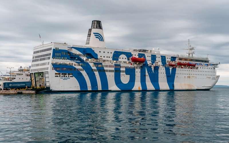 Traghetto GNV