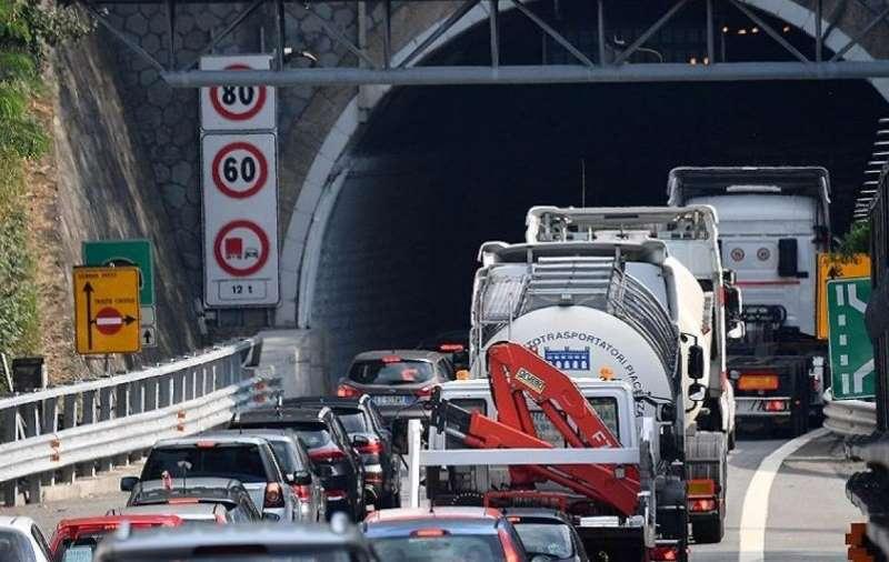Traffico Genova