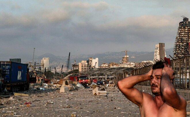 Beirut Esplosioni