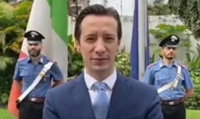 Ambasciatore Attanasio