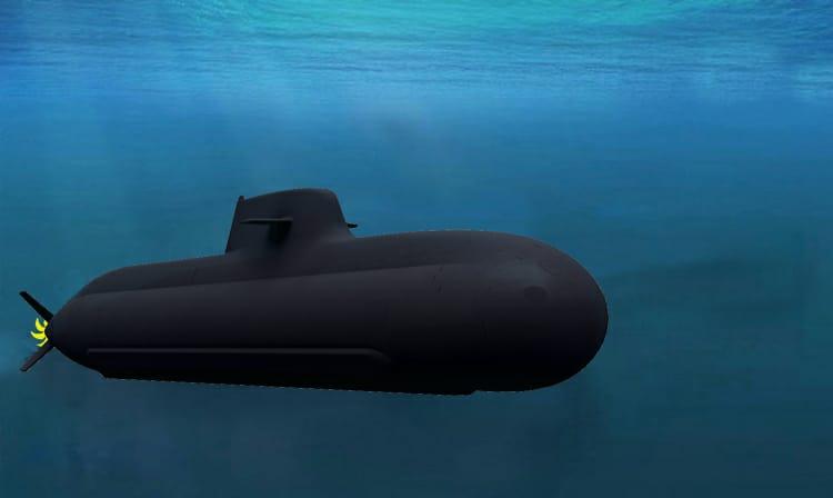 sottomarino Fincantieri