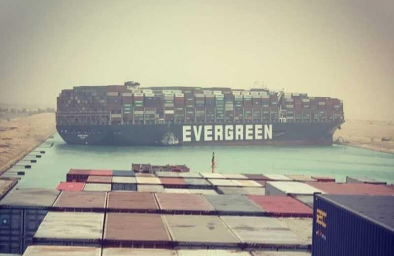 EverGiven Suez