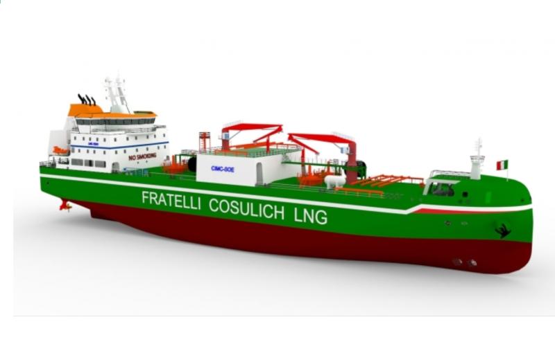 Cosulich LNG