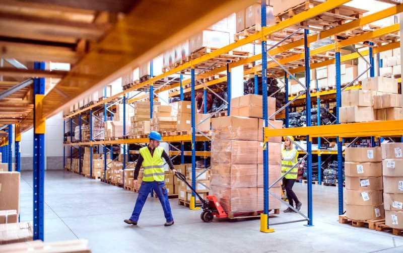 lavoratori logistica