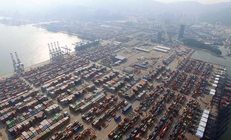Yantian Port