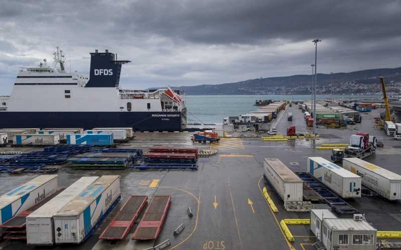 Traghetto DFDS